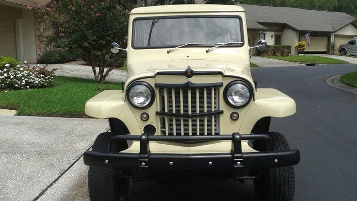 1961 Willys Jeep for sale #1926589 - Hemmings Motor News