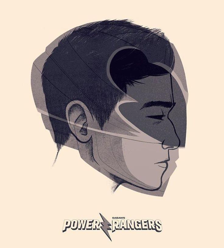 Black Ranger by Jublin on Instagram