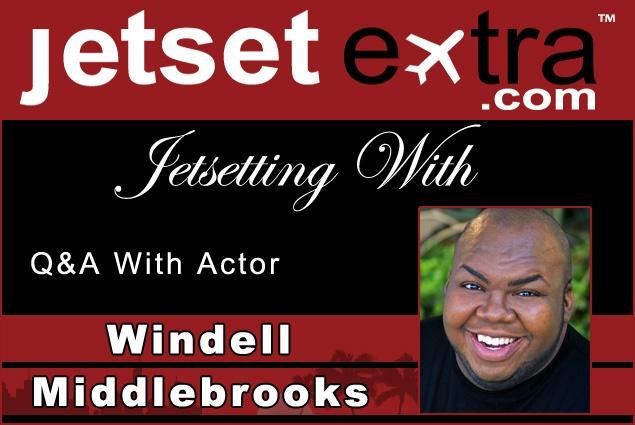 Jetsetting With Actor Windell Middlebrooks - Via www.jetsetextra.com
