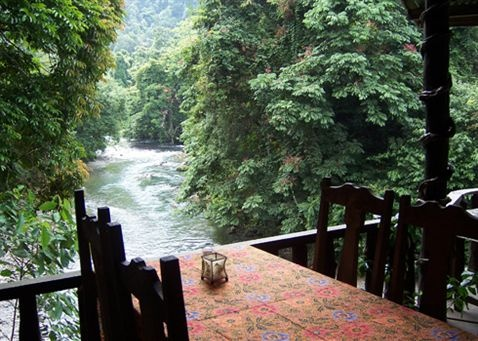 Jungle Lodge, SumatraTravel Honeymoons Locations