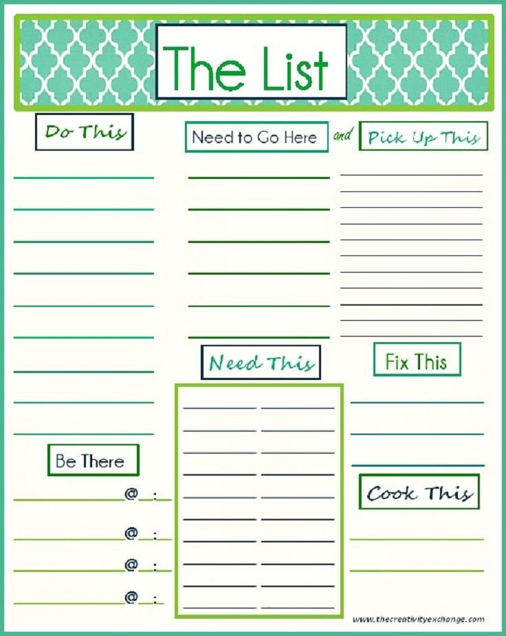 Top 10 Important Things You Should Do Daily To Be Organized