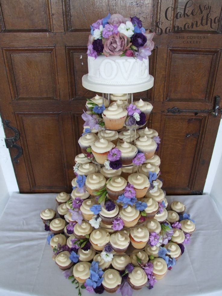17 Best 1000 images about Wedding Cake and Cupcakes on Pinterest