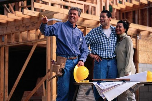 Great tips for picking a builder when you build a new home! Selecting a Building Contractor from houseplansandmore.com