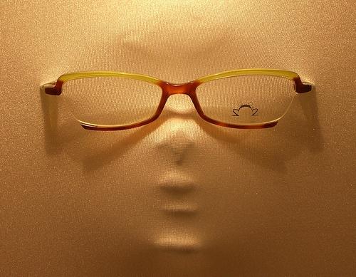 Quite creepy but super effective: Opticians Store Design | Retail Design | Shop Design | Optician's window display