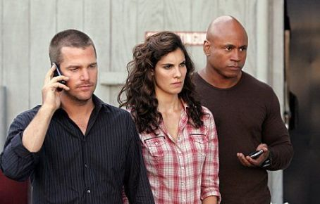 NCIS:LA  Callen, Kenzy, Sam