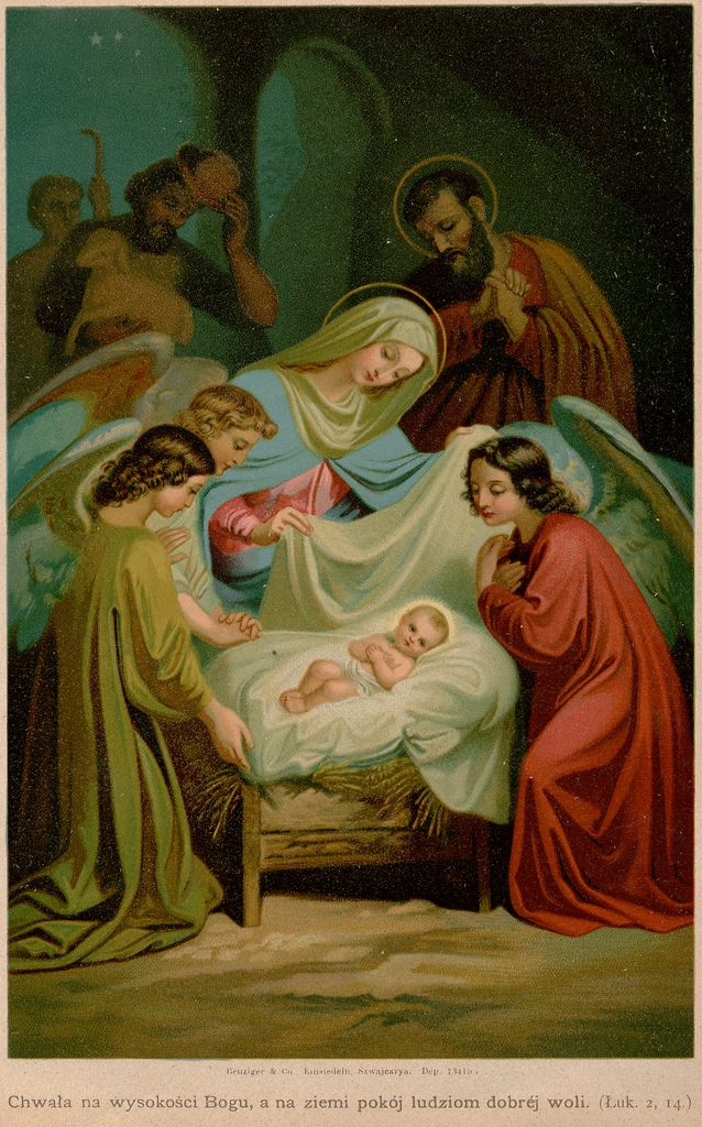 """""""And it came to pass, after the angels departed from them into heaven, the shepherds said one to another: Let us go over to Bethlehem, and let us see this word that is come to pass, which the Lord..."""