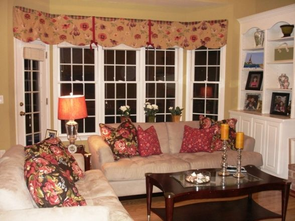 colors colorful country country family room french country living room