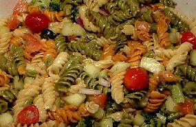 Italian-Dressing-Pasta-Salad-Recipe