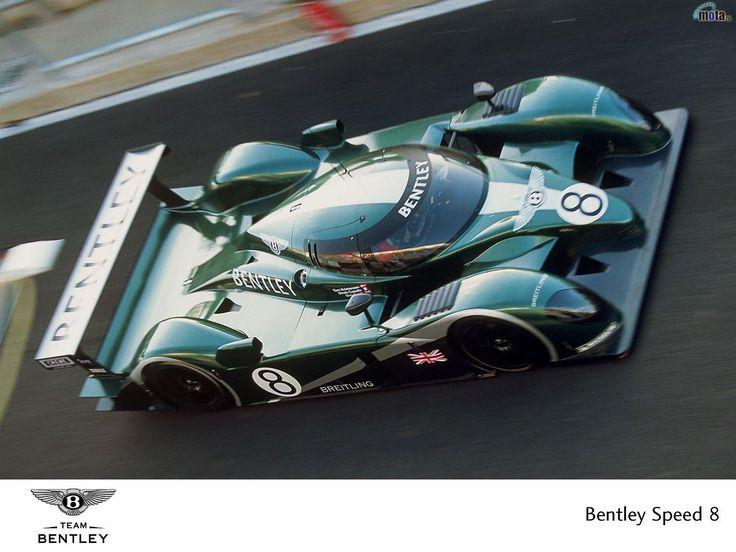 Bentley Speed Eight 2003 Le Mans Winner