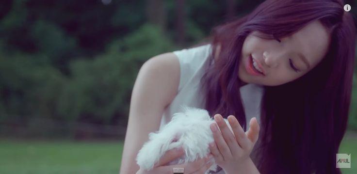 "DSP Media Introduces 5th Member Yena of Girl Group ""April"" | Koogle TV"