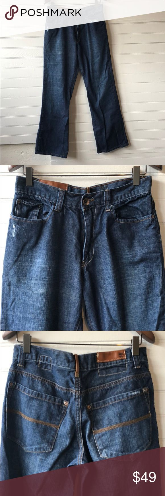 Timberland Jeans Medium to dark wash denim jeans by Timberlin  30 x 32. Like new condition no stains no rips Timberland Jeans Relaxed