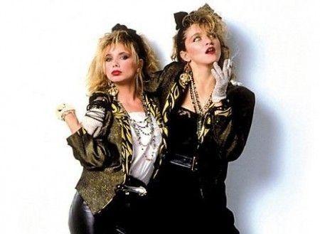 Moda anni 80, look estrosi in stile Madonna