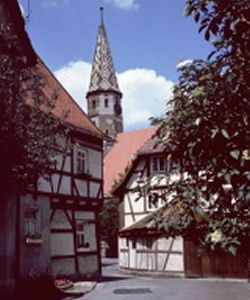 Tourist Info Bad Windsheim Touristinformation Fremdenverkehrsamt ...