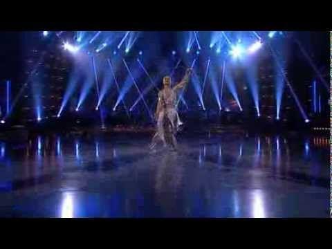 VALERIE INERTIE - TV2- VILD MED DANS 2013
