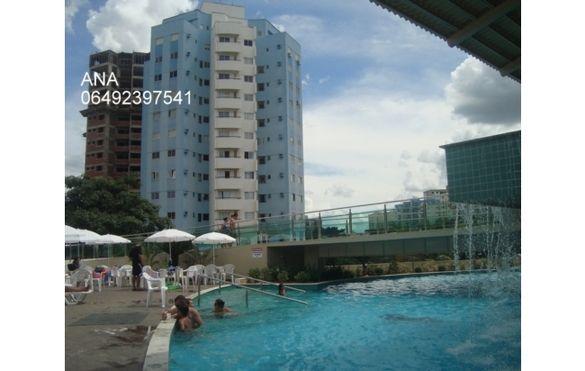 Apartamento em Caldas Novas, Caldas Novas ALUGUEL TEMPORADA REAIS DIA 80 P / 5 PESSOAS - 1774033