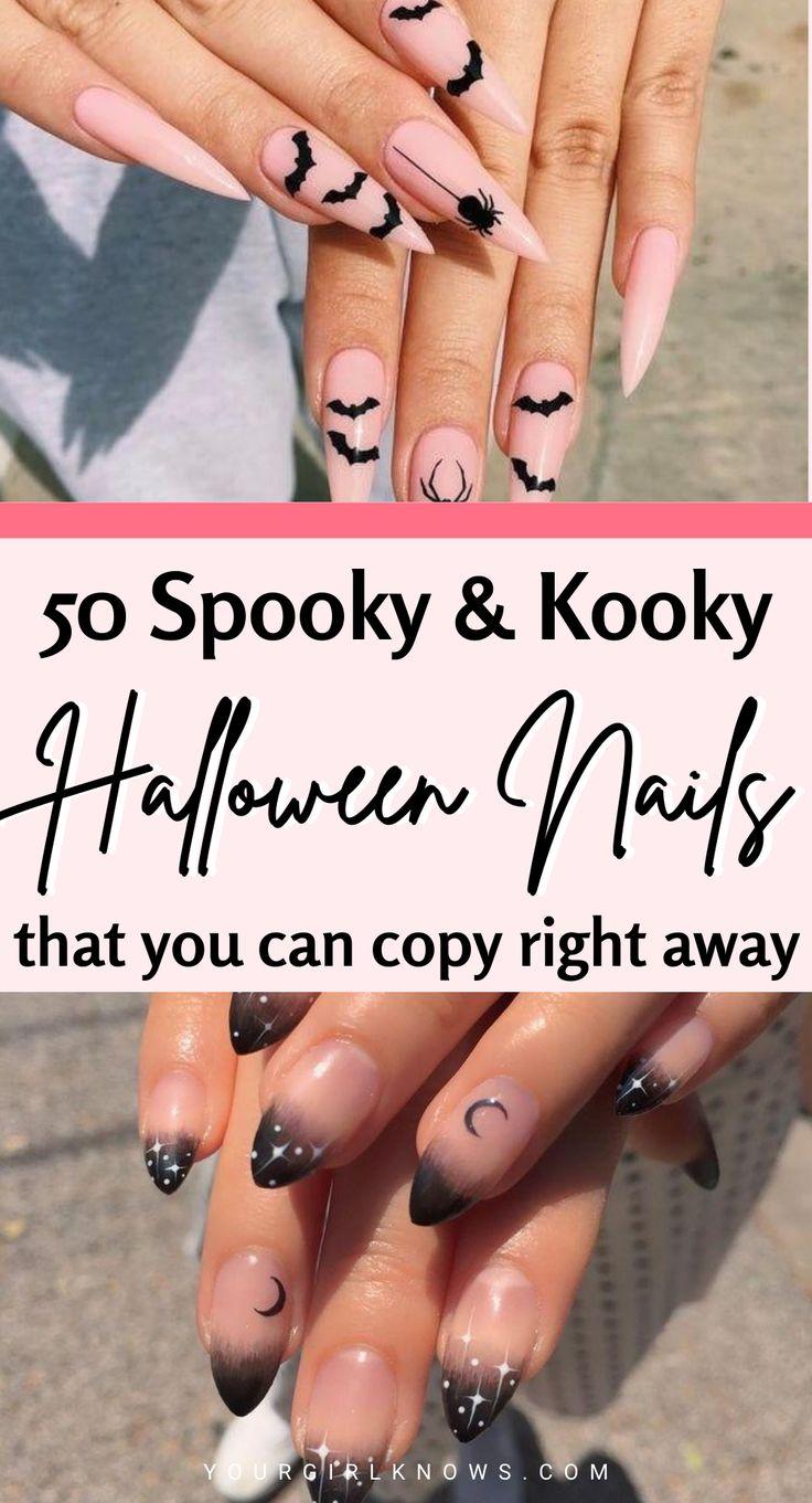 Cute Halloween Nails, Creepy Halloween Decorations, Halloween Party Decor, Spooky Halloween, Halloween Makeup, Halloween Costumes, Women Halloween, Halloween Recipe, Halloween Games