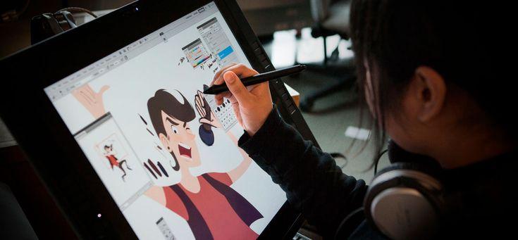 Conoce las mejores Tablets gráficas para dibujar y animar - http://www.infouno.cl/conoce-las-mejores-tablets-graficas-para-dibujar-y-animar/