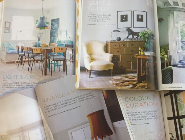 Loving the new The Simple Life magazine  :-)