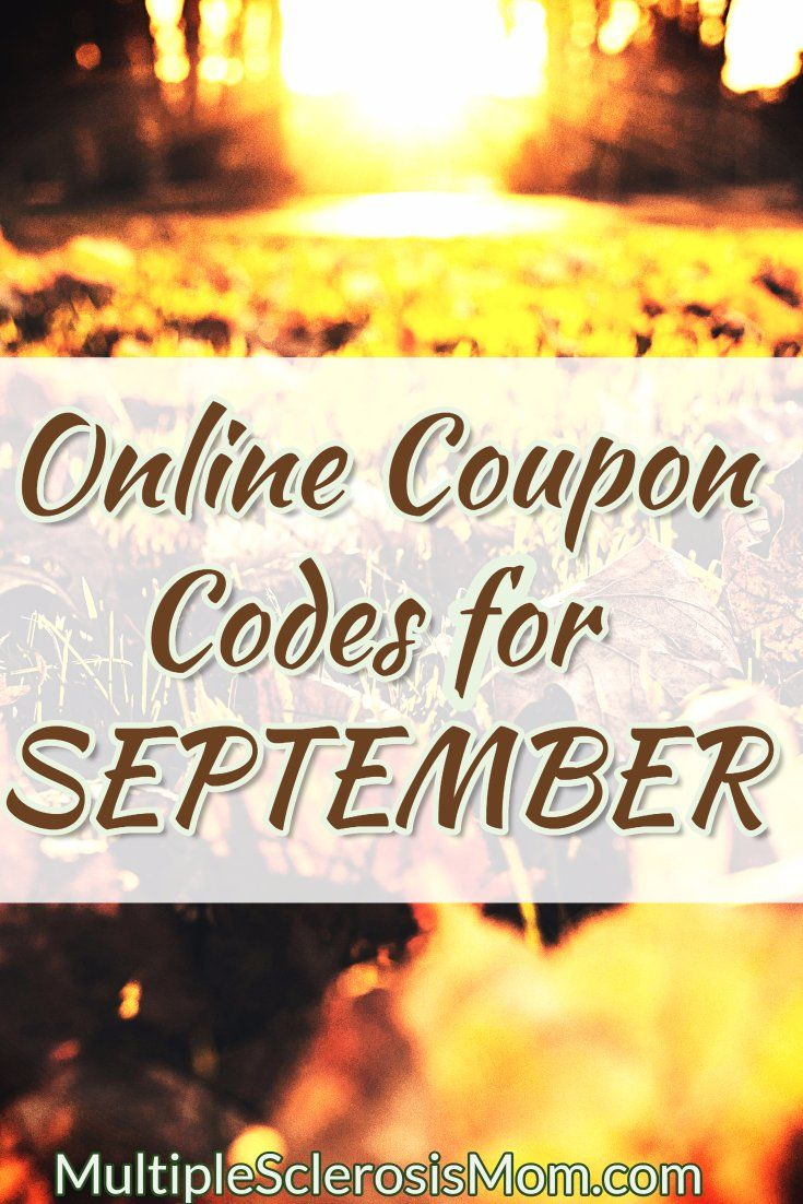 Here are the online coupon codes for September including Dollar General, Dollar Tree, Avon, eMeals, and the weekly ad for...