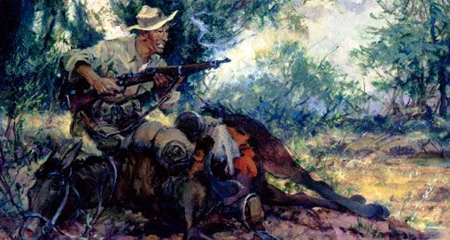 "American Rifleman | Guns of the ""Banana Wars"" Part Two"