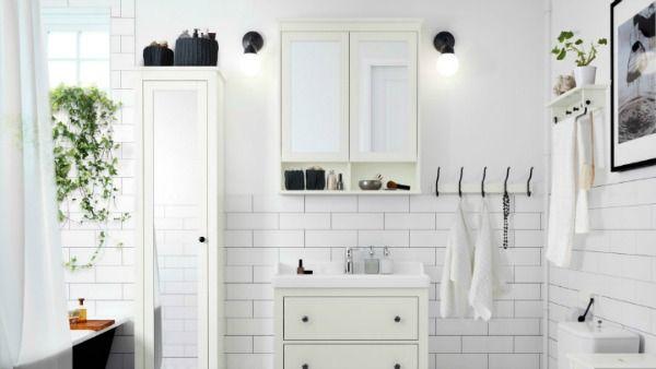 Reformar Baño Sin Obras:Ideas para reformar el baño sin obras ¡y volver a estrenarlo
