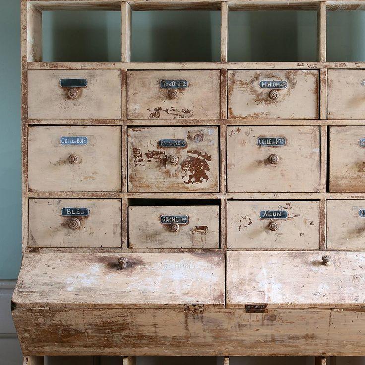 Belgian Shop Display Cabinet For Sale at 1stdibs