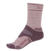Uk | Buy | womens | socks | Trekker | Bridgedale | Hiking Sock with WoolFusion technology and a slim womens fit - these Bridgedale Trekker Socks are perfect for all year trekking and Backpacking. With additional underfoot cushioning , Double Cuff, Half Leg Terry. 3 year guarantee. Made in the UK ... just £12.99