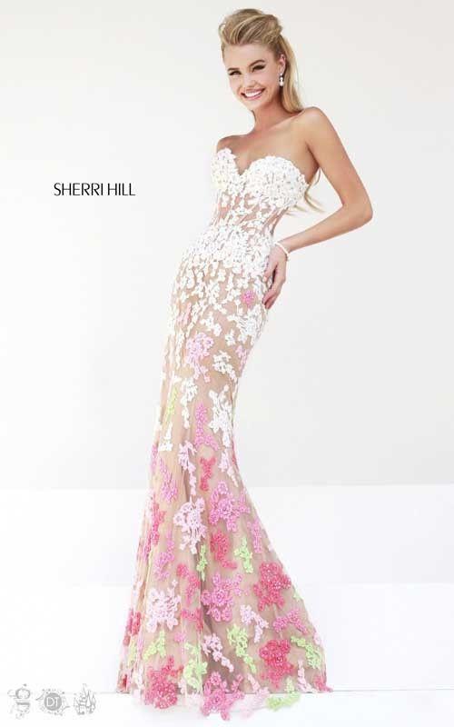 The 179 best Cheap Sherri Hill Dresses images on Pinterest | Sherri ...