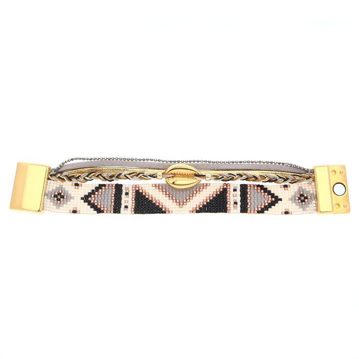 Le bracelet Palma - La Cabane à Perles