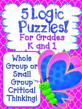 Critical thinking math activities first grade