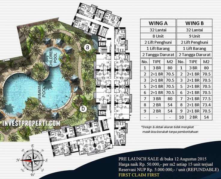 Puri Orchard Master Plan on Magnolia Sping Tower.