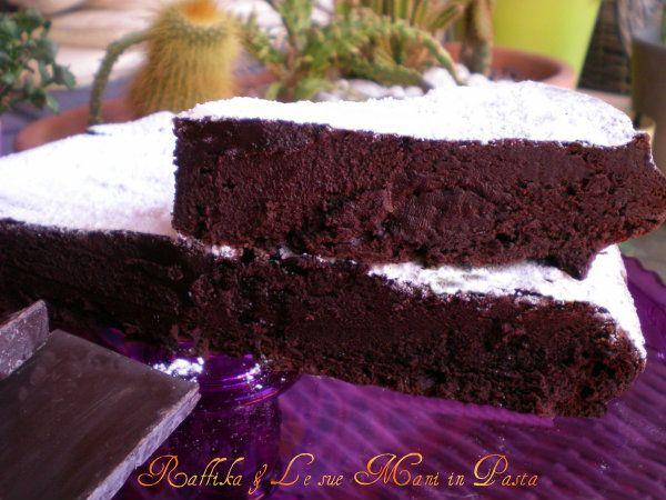 Oltre 25 fantastiche idee su Cioccolato senza farina su Pinterest ...