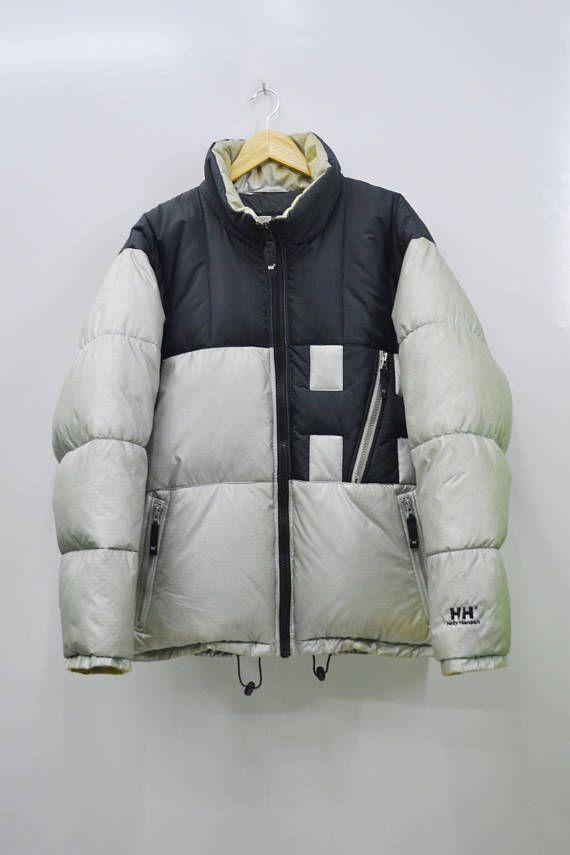 b6690bffbb HELLY HANSEN Distressed Jacket Vintage Helly Hansen HH Big | VINTAGE ...