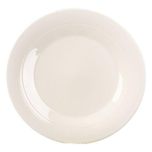 madison assiette plate porcelaine 27.5cm