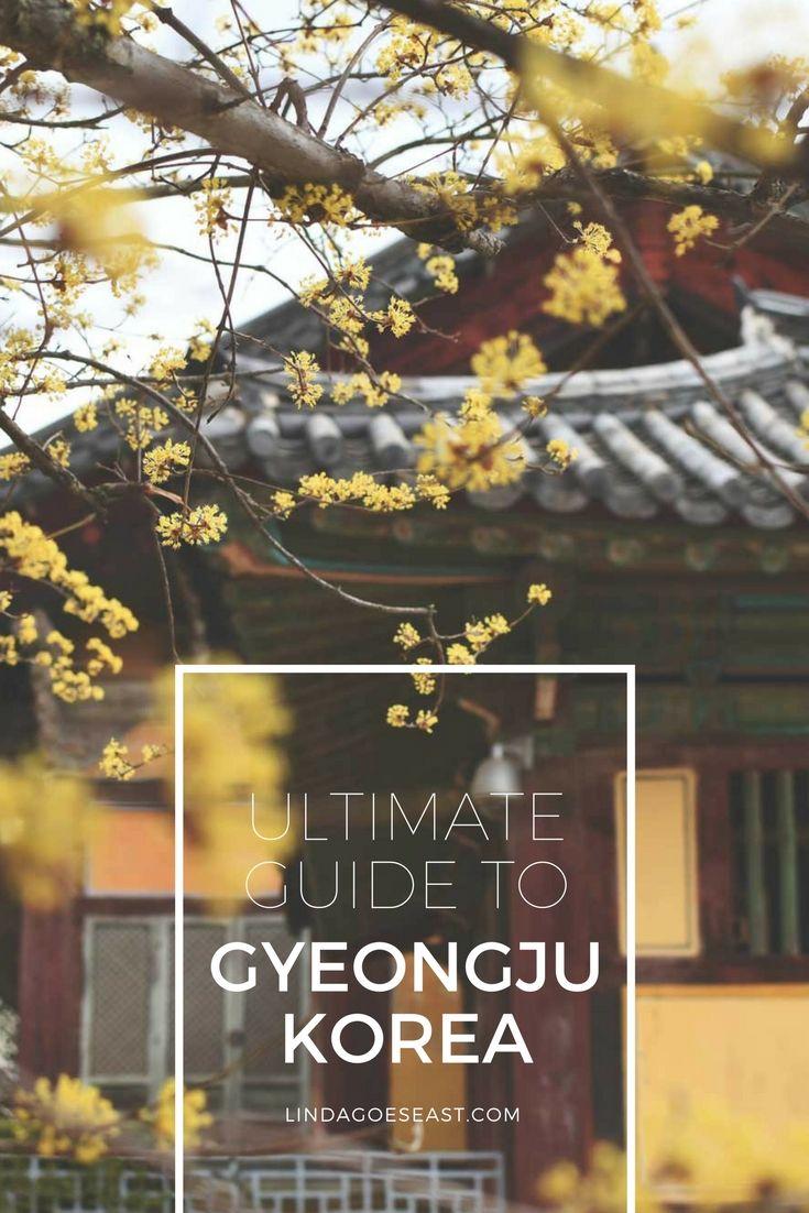 The Perfect Gyeongju Itinerary http://lindagoeseast.com/2017/05/02/gyeongju-itinerary/