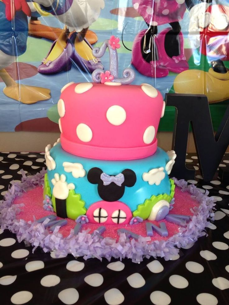 17 Best Ideas About Mickey Mouse Clubhouse Cake On