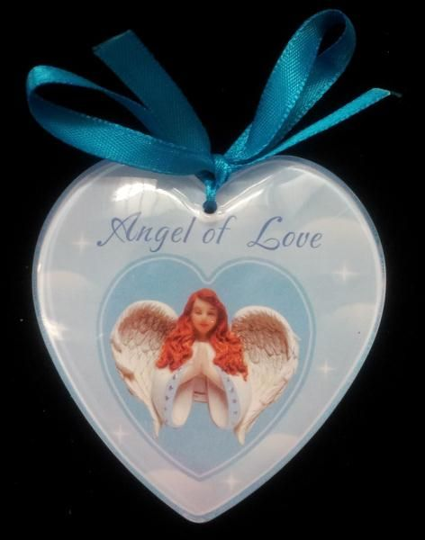Angel Heart Magnet