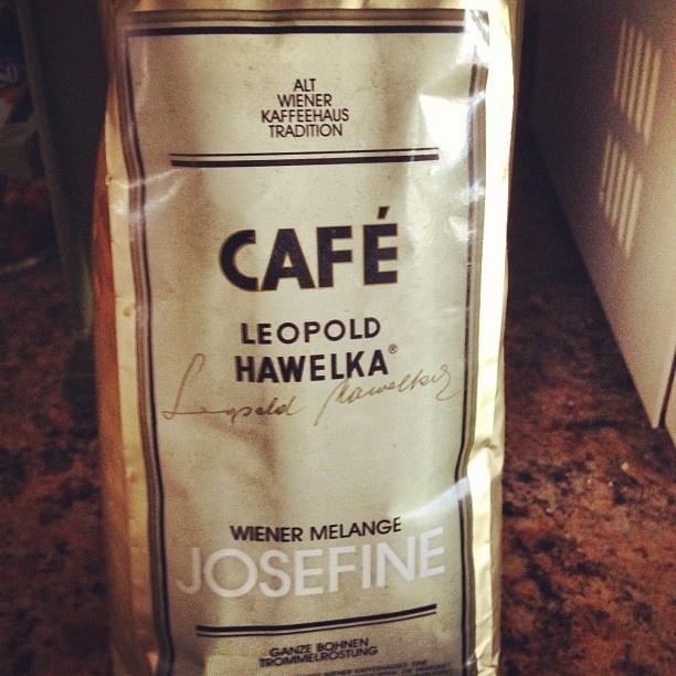 Der Kaffee.