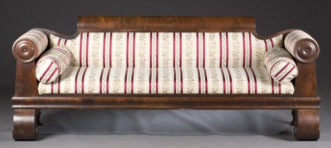 17 Best Images About Early American Sofas On Pinterest