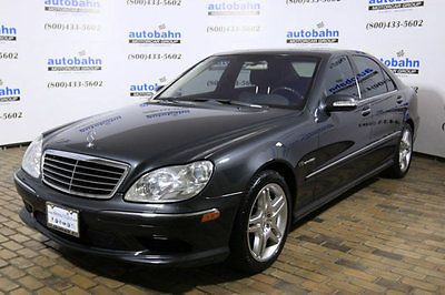 awesome 2003 Mercedes-Benz S-Class S55 AMG - For Sale