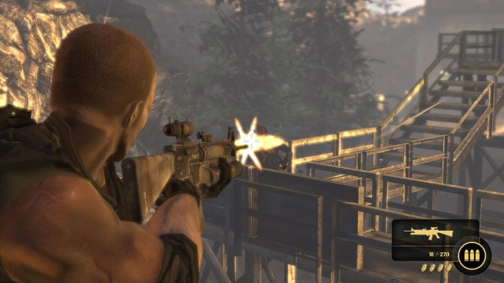 Top 5 Third-Person Shooter Games
