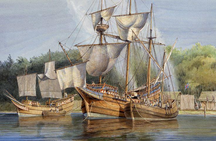 Jamestown virginia 1607 my ancestor robert cutler