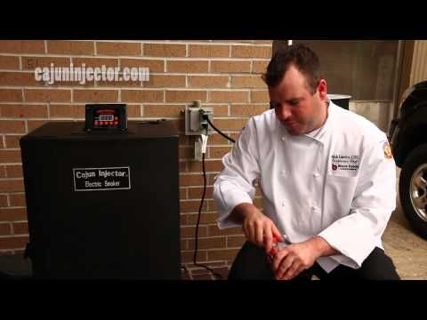 Cajun Injector Electric Smoker Review