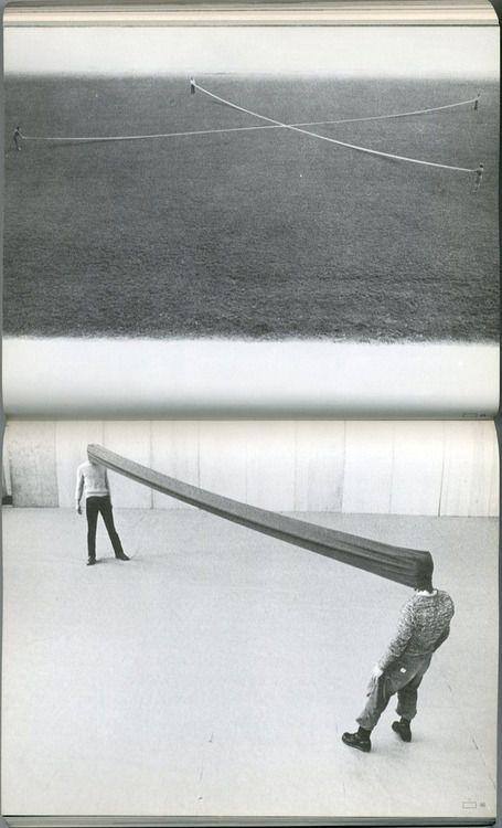 Franz Erhard Walther - Werkmonographie