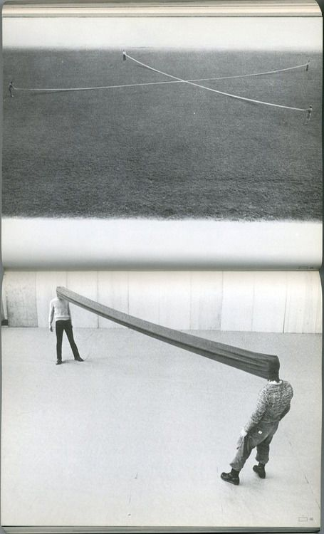 Franz Erhard Walther - Werkmonographie: Cologne, Inspiration, Art, Space, Place, Photography