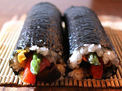 Ehomaki / Sushi