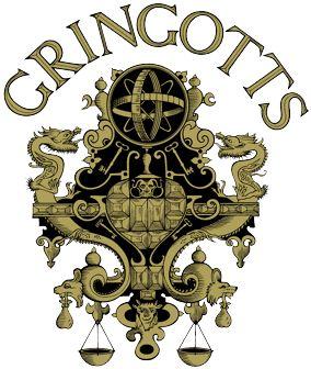 Gringotts Crest