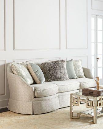 Great Exquisitely Sage Sofa. Luxury FurnitureNeiman MarcusSofas