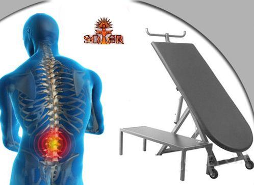 Egészség Kupon - 74% kedvezménnyel - Egészség - Gravitációs gerincnyújtó pad kezelésre 3 alkalmas bérlet 8.100 Ft  helyett most 2.100 Ft! Kényelmes, kíméletes, és a lehető legfájdalommentesebb megoldás minden ízületi hát, nyak, derék fájdalmadra..