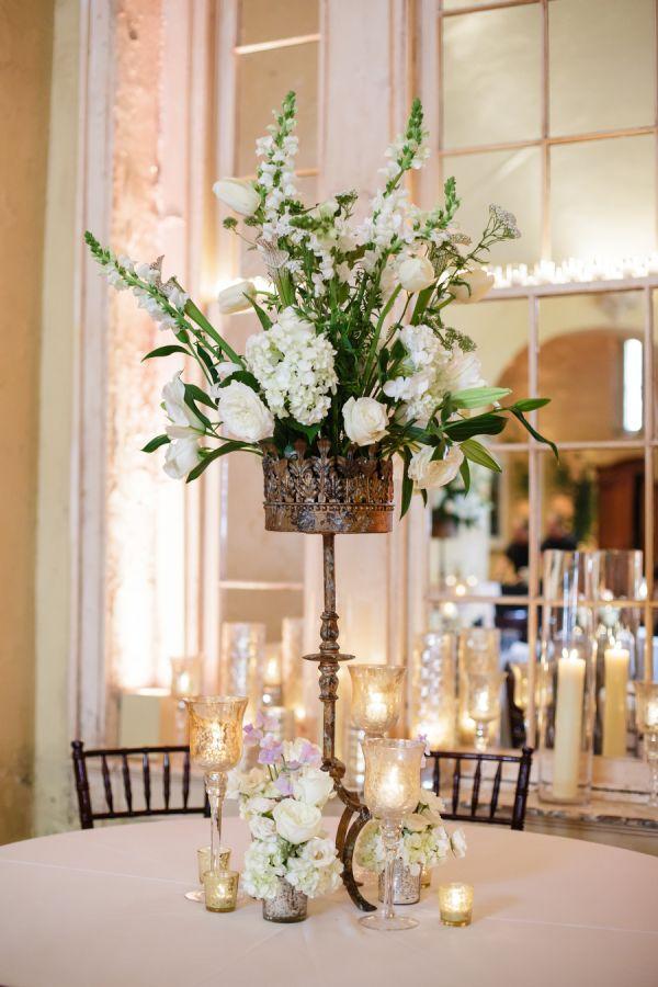 Hydrangea Tulip Centerpiece : Tulip hydrangea centerpiece centerpieces and